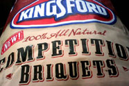 Review: Kingsford® Competition Briquetes