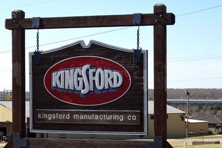 Kingsford Plant Tour