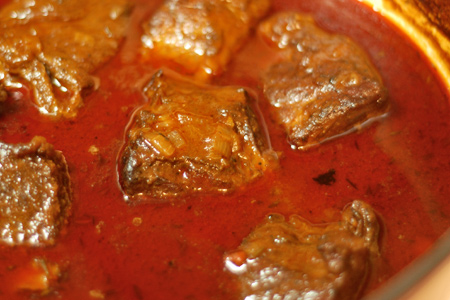Hungarian Braised Short Ribs