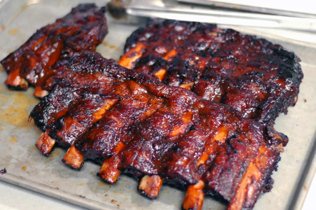 how to cook pork brisket ribs in the oven