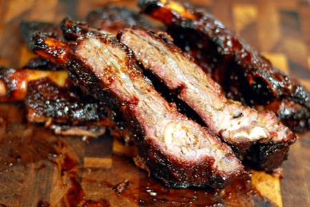 Pit Barrel Beef Ribs (via patiodaddiobbq.com)