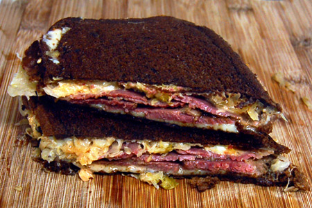 Cheater Homemade Pastrami