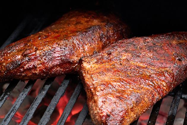 Recipe: Real Deal Santa Maria Tri-Tip (pics) - The BBQ BRETHREN FORUMS ...