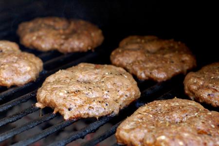 Western BBQ Burgers