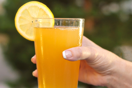Summer Shandy Cooler (via patiodaddiobbq.com)