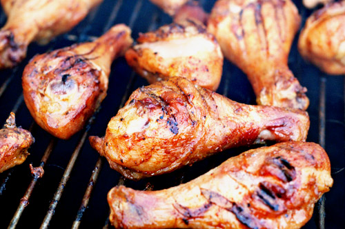 Classic BBQ Chicken Drumsticks