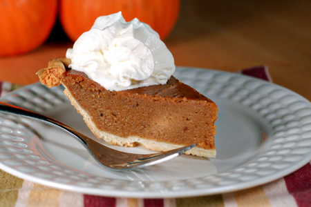 Barbecued Sweet Potato Pie