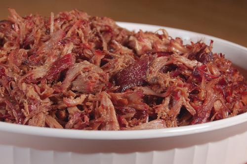 Cheater bbq pulled pork recipe