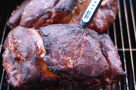 Hot & Fast Kosmo Pork Butts