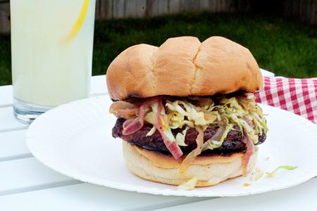 Johnsonville's No Ordinary Burger Contest