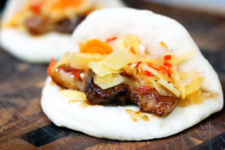 Filipino-style Pork Buns (via patiodaddiobbq.com)