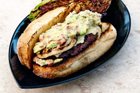 Longboard Burgers