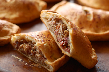 Pulled Pork Pockets