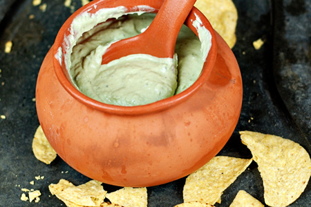 Avocado Chile Sauce & Dip