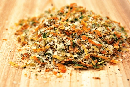 Smoky Citrus Seasoning