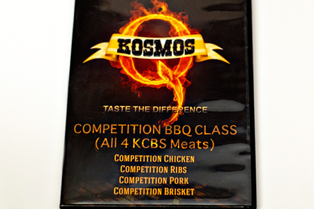 Review: Kosmo's Q Competition BBQ Class DVD (via patiodaddiobbq.com)