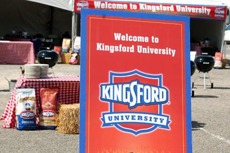 Kingsford® University 2011