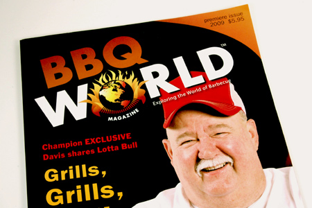 BBQ World Magazine