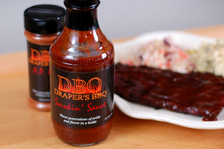 Review: Draper's BBQ Sauce & Rub