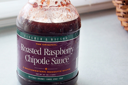 Fischer & Wieser Original Roasted Raspberry Chipotle Sauce®