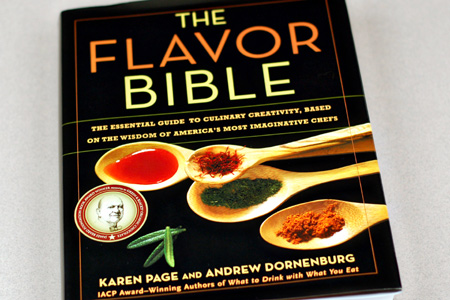 Book Review: The Flavor Bible