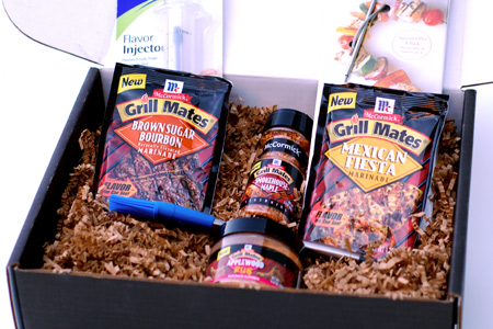 Giveaway: McCormick Grill Mates® Gift Pack