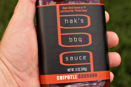 Review: Hak's Chipotle-Bourbon BBQ Sauce