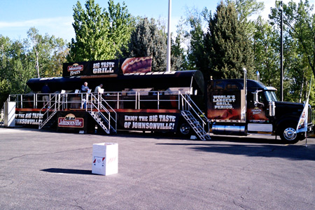 Johnsonville&reg; Big Taste Grill