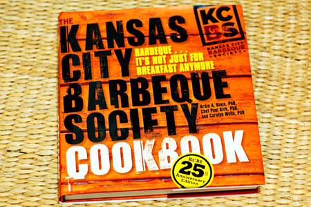 Review: KCBS 25th Anniversary Cookbook