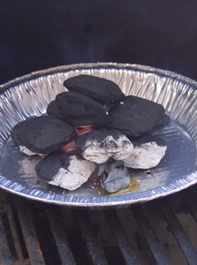 Review: Kingsford® Competition vs Stubb's® Briquets
