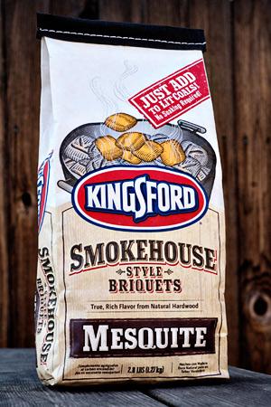 Kingsford® Smokehouse Style Briquets (via patiodaddiobbq.com)