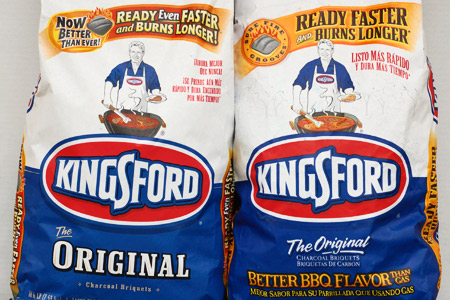 Review: Old vs New Kingsford Charcoal