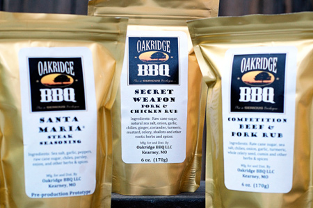 Review: Oakridge BBQ Rubs