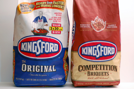 Review: Original vs Competition Kingsford Charcoal
