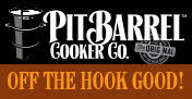 Pit Barrel Cooker - Off the Hook Good!
