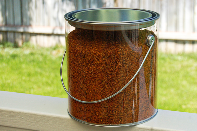 Discovery Rub Storage Cans Pics The Bbq Brethren Forums