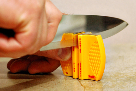 Review: Smith's 2-Step Knife Sharpener