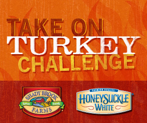 Take On Turkey Challenge